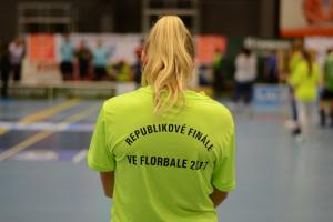 Republikové finále florbalového turnaje ZŠ ČR